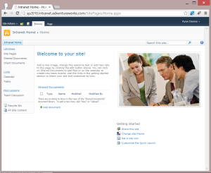 Creating an awesome SharePoint development environment on Windows 8